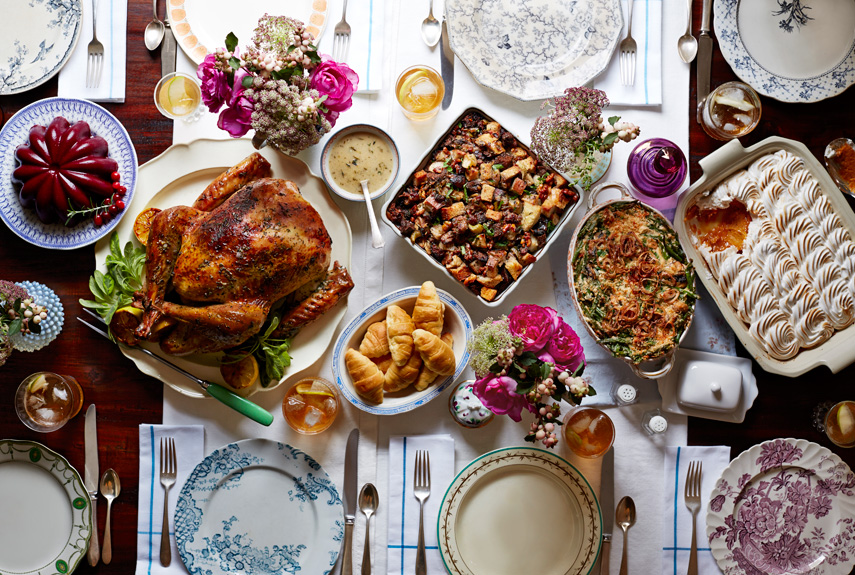 Create An Epic Thanksgiving Feast