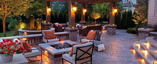the best outdoor lighting options for your backyard retreat