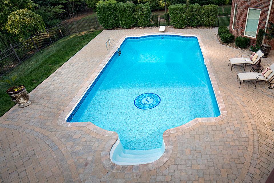 Top 10 Reasons to Use Pavers Around Your Pool | Hinkle ... on Patio Ideas Around Pool id=46613