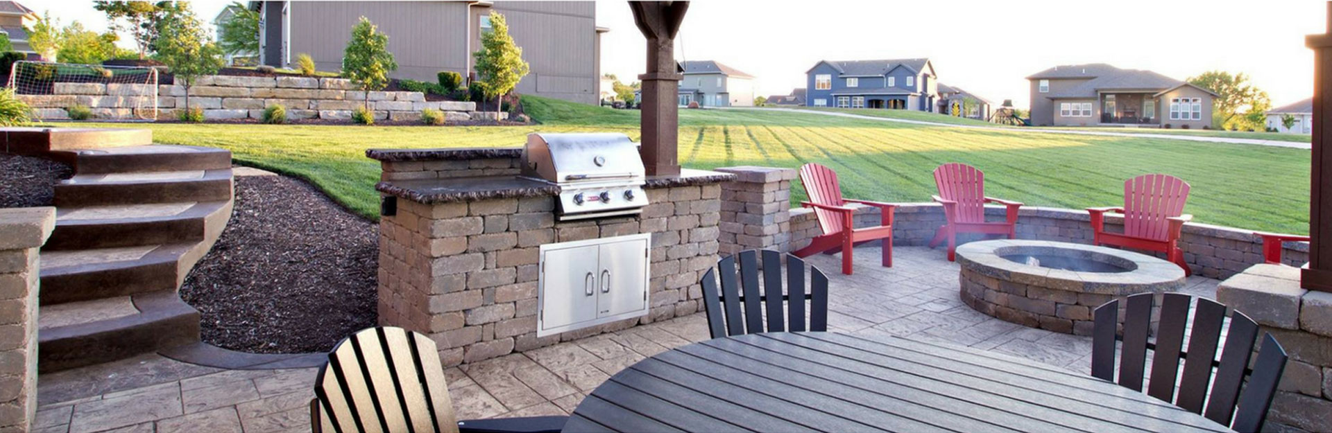 kansas city outdoor kitchens