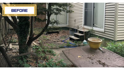 From Disaster To Delightful! – Before & After