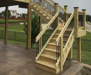 stairs kansas city