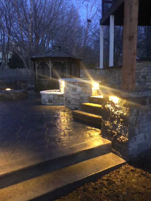 outdoor lighting kansas city