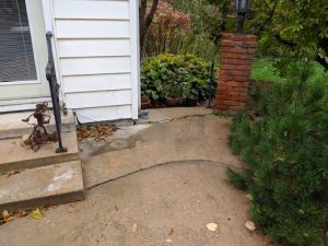 backyard transformation kansas city