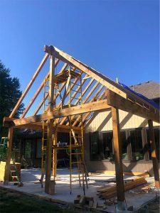 start building framework